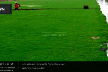 Lawn บริการปูหญ้า